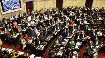Diputados y el Senado repudiaron
