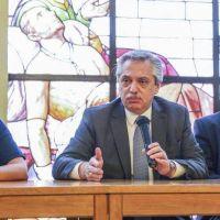 Alberto Fernández a la Pastoral Social y movimientos sociales: