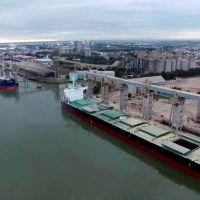 Iniciará las obras de dragado en los puertos de Bahía Blanca