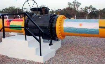 Bolivia avisó que pueden frenar entregas de gas y se analiza la opción Chile