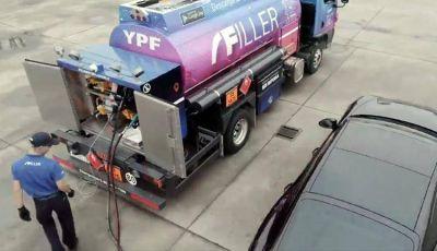 Delivery de combustibles: La Secretaría de Energía advierte que no autoriza operaciones a través de este sistema