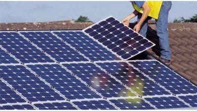 Crece en el país el número de usuarios que generan su propia energía renovable