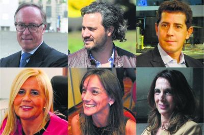 Los nombres que Alberto Fernández maneja para su gabinete