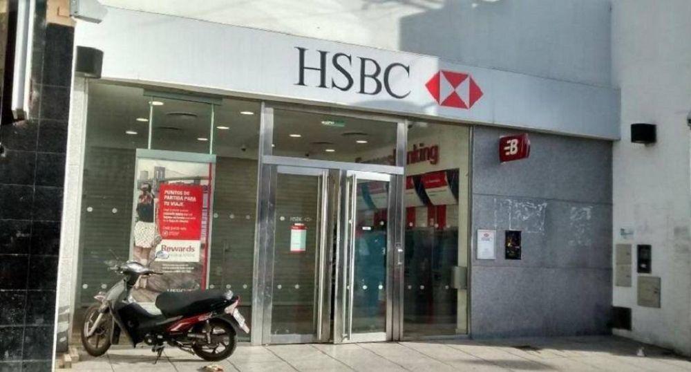 Bancarios inician plan de lucha en HSBC con virtual paro de 2 horas