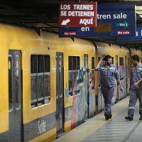 Metrodelegados: denuncia sustancias cancerígenas en los trenes