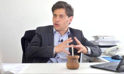 Kicillof amplió a siete su equipo para el traspaso de poder y asoma el gabinete