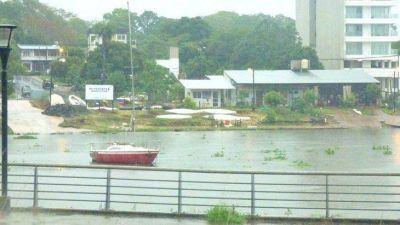 Se frenó la bajante del río Paraná en Misiones