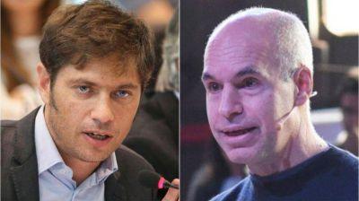 Qué temas trataron Horacio Rodríguez Larreta y Axel Kicillof en su primera reunión