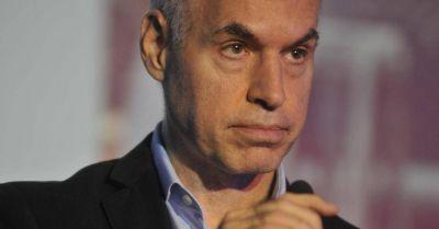 Docentes porteños le exigen a Larreta la convocatoria a paritarias ante la difusión del índice de inflación