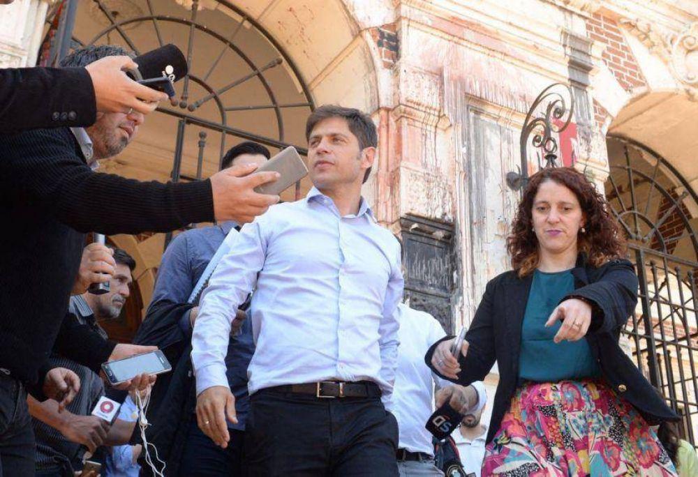 El gabinete que tiene el Gobernador, la espera por Alberto y el temor al desgaste antes de tiempo