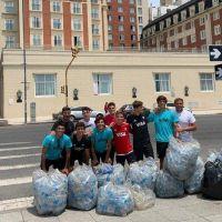 Leoncitos solidarios y con conciencia ecológica