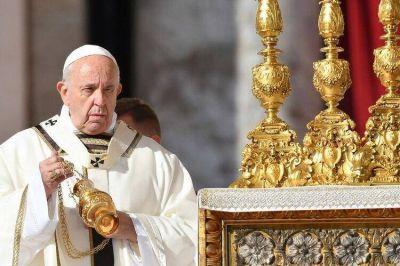"""El papa Francisco quiere introducir el """"pecado ecológico"""" en el catecismo"""