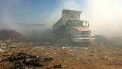 Una planta recicladora para reducir accidentes en el Campo del Abasto