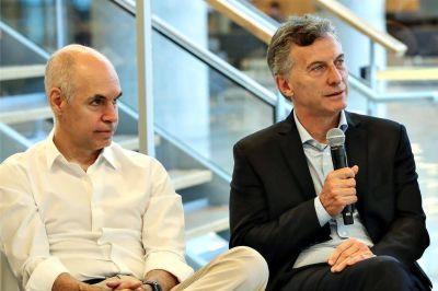 Sin confrontar con Mauricio Macri, Horacio Rodríguez Larreta afina el armado de su campaña presidencial