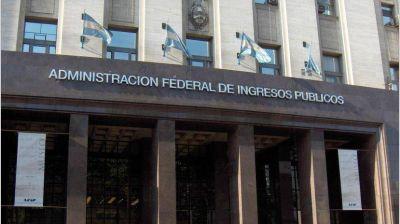 Retenciones, bienes personales y fondos de ANSeS mejorarían ingresos fiscales en 2,1% del PBI