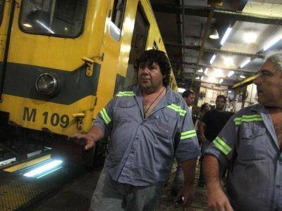 Metrodelegados anuncia medidas por sustancia cancerígena en diversos trenes