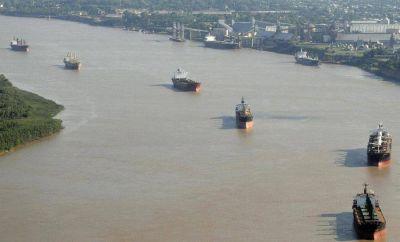 La crisis frena el acueducto para traer agua a Córdoba desde el río Paraná