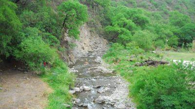 Agobiantes jornadas de calor y con falta de agua potable