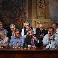 Alberto Fernández analiza declarar la emergencia ocupacional