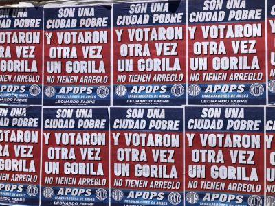 Rechazo al polémico afiche de un sindicato contra los marplatenses