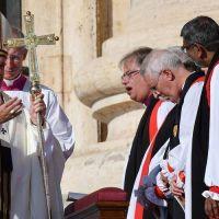"""""""Pregúnteselo al Padre Eterno"""": La llamativa respuesta del Papa al ser consultado sobre cuándo viajará a la Argentina"""