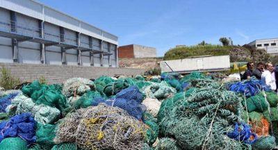 Promueven innovador proyecto para reciclar redes de pesca en desuso