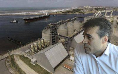 ¿Facundo López al Consorcio de Puerto Quequén?