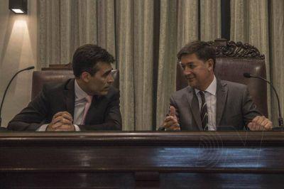 """Mancino:""""el Concejo está como la ciudad, en una situación de abandono y dejadez"""""""