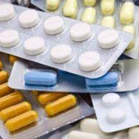 Cae la elaboración de productos farmacéuticos