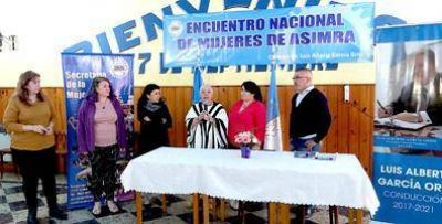 Encuentro de Mujeres de la ASIMRA