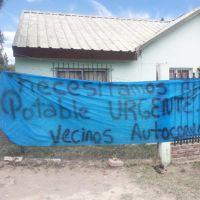 Mariano Moreno: Tras 15 días sin agua marcharon para exigir una respuesta