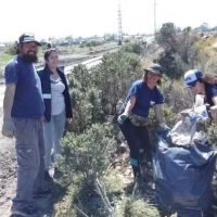 Recicladores de Viedma reclaman un espacio para procesar residuos secos