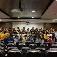 Un vecino de Moreno viajó a la India para participar de un Foro de Ingeniería