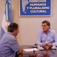 Claudio Avruj: «Mi anhelo es ser dirigente de la comunidad judía argentina»