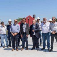 Tramo final del nuevo Centro de Abastecimiento de Agua