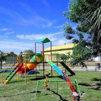 En Lezama se apuesta a la renovación de espacios públicos