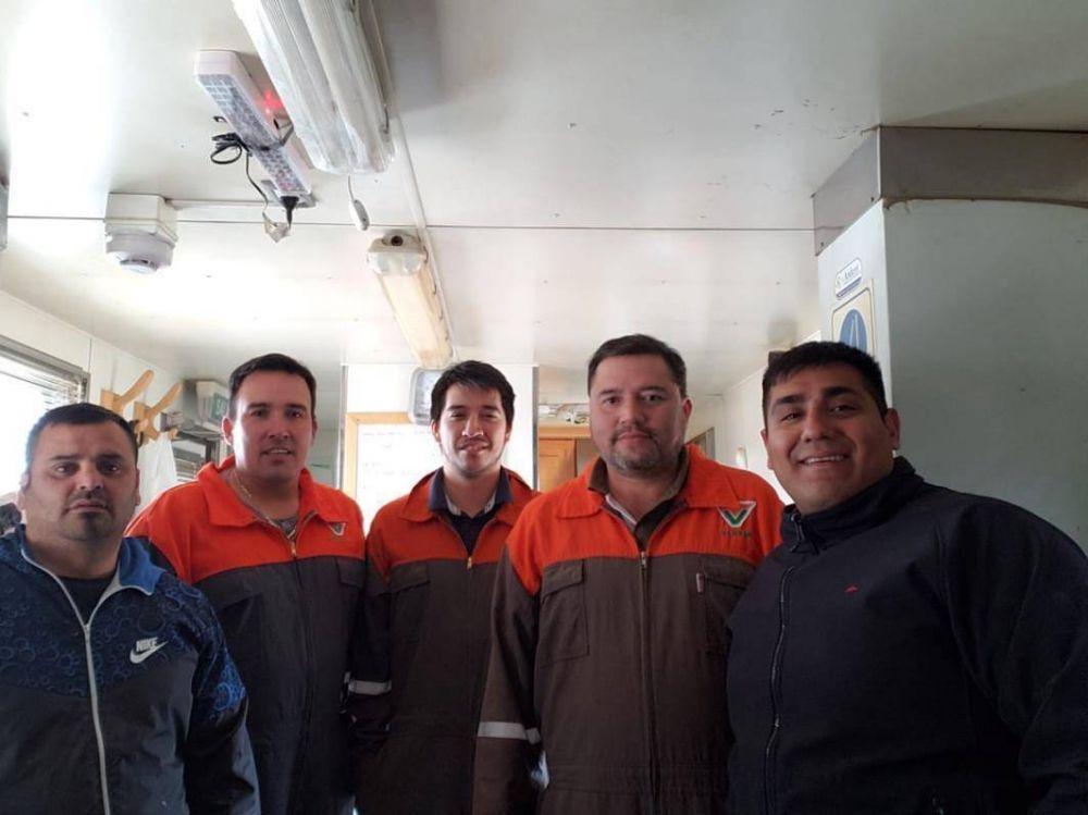 Petroleros Jerárquicos incrementaron sus visitas a afiliados en Santa Cruz