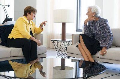 El FMI insiste con la receta de Lagarde: ajuste y asistencia social