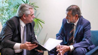 Alberto le ofreció un Ministerio a Caserio y Cristina propone a Mayans como jefe de bloque