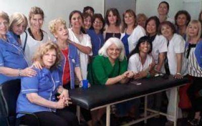 Echaron del Hospital Posadas a 22 cosmiatras que desde hace 35 años trabajaban ad honorem
