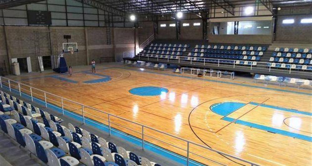 Cuenta regresiva para la inauguración del nuevo microestadio de Sportivo Escobar