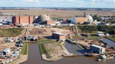 Desmienten la construcción de una central atómica en Campana