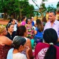 Con reclamos por el servicio de agua potable y otras problemáticas, vecinos del barrio San Jorge llegaron a la Defensoría del Pueblo de Posadas
