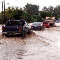 Inundaciones y rutas: el desafío para las nuevas gestiones en Rosario de Lerma, Cerrillos y La Merced