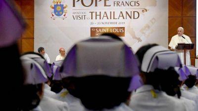 Llevar el amor sanador de Cristo a los que sufren, pidió el Papa
