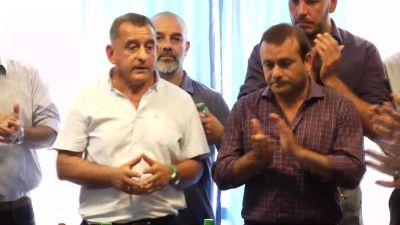 Herrera Ahuad acompañó la creación del Sindicato Juvenil de la CGT Misiones