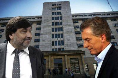 Denuncia contra Macri reivindica al ex camarista necochense Eduardo Freiler