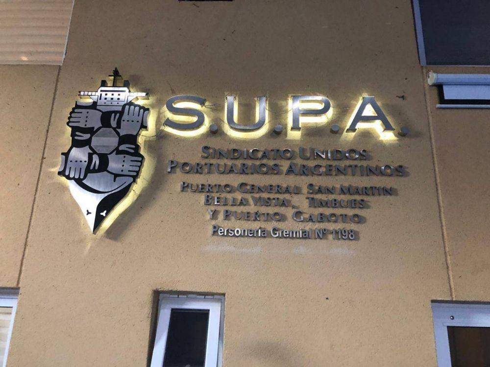 """El interventor del SUPA aseguró que la realidad del gremio """"es compleja y desafiante"""""""