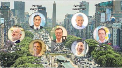 Con un grupo de notables, buscan posicionar a Buenos Aires como una de las 20 mejores ciudades del mundo