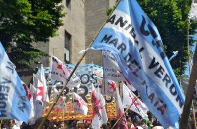 Centrales obreras exigieron que el gobierno implemente la emergencia alimentaria